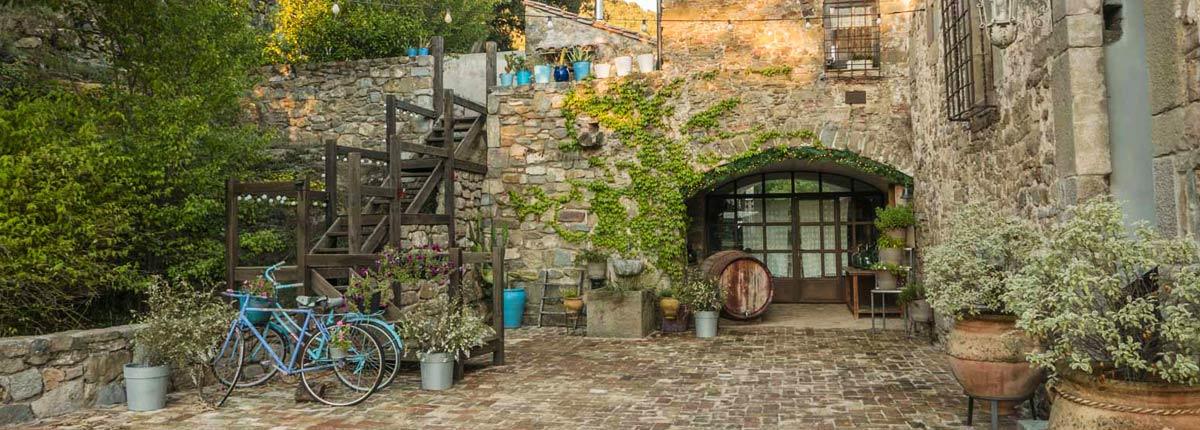 Casa rural amb encant a la garrotxa mas can batlle - Casa rural santa pau ...