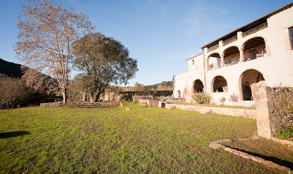 Turisme casa rural amb encant a la garrotxa mas can batlle - Cases rurals amb encant ...